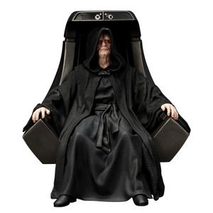 [Star Wars: ArtFX+ Statue: Emperor Palpatine & Throne (Product Image)]