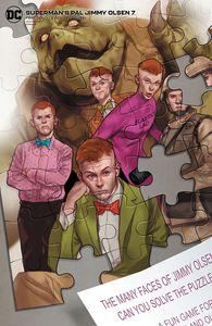 [Superman's Pal Jimmy Olsen #7 (Variant Edition) (Product Image)]