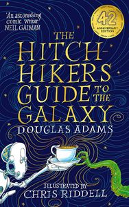 [The Hitchiker's Guide To The Galaxy (Illustrated Edition) (Product Image)]