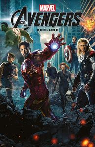 [Marvel Cinematic Collection: Volume 2: The Avengers Prelude (Product Image)]