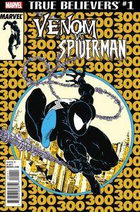 [True Believers: Venom Vs Spider-Man #1 (2nd Printing Variant) (Product Image)]