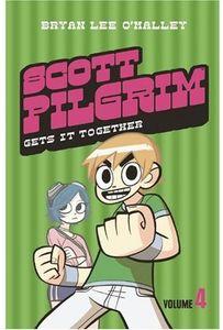 [Scott Pilgrim: Volume 4: Scott Pilgrim Gets It Together (Product Image)]