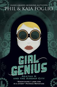 [Girl Genius: Book 1: Agatha H & The Airship City (Product Image)]