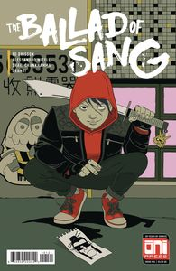 [Ballad Of Sang #1 (Cover B) (Product Image)]