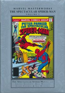 [Marvel Masterworks: Spectacular Spider-Man: Volume 1 (Hardcover) (Product Image)]