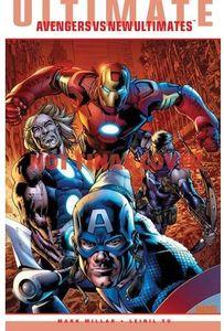 [Ultimate Comics: Avengers Vs New Ultimates (UK Edition) (Product Image)]