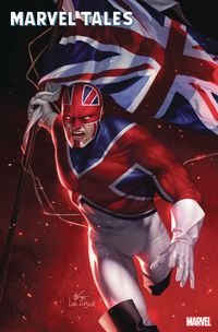 [The cover for Marvel Tales Captain Britain #1]