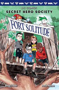 [Secret Hero Society: Fort Solitude: Volume 2 (Hardcover) (Product Image)]