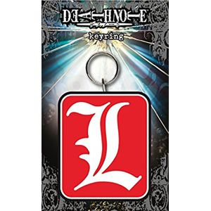 [Death Note: Keyring: L (Product Image)]