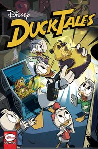 [Ducktales: Silence & Science #1 (Cover A Ghighlione) (Product Image)]