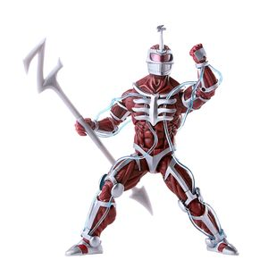 [Power Rangers: Lightning Collection Action Figure: Mighty Morphin power Rangers Lord Zedd Villain (Product Image)]