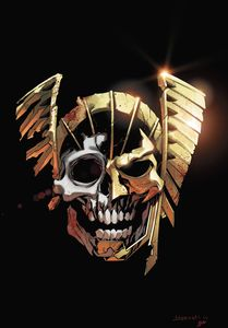 [Death Of Hawkman #6 (Product Image)]