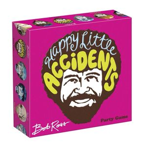 [Bob Ross: Happy Little Accidents: Party Game (Product Image)]