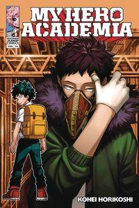 [My Hero Academia: Volume 14 (Product Image)]