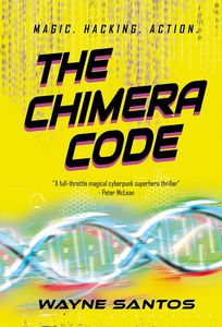 [The Chimera Code (Product Image)]