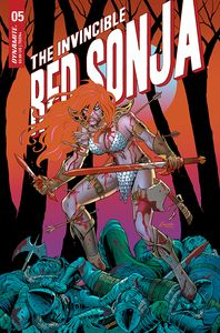 [Invincible Red Sonja #5 (Cover A Conner) (Product Image)]
