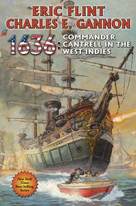 [1636: Commander Cantrell In The West Indies (Product Image)]