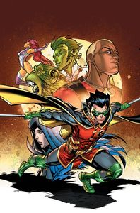[Teen Titans #14 (Variant Edition) (Product Image)]
