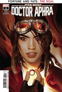 [Star Wars: Doctor Aphra #4 (Product Image)]