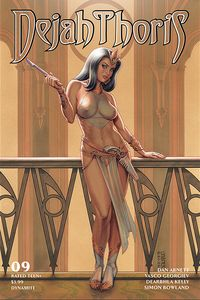[Dejah Thoris: 2019 #9 (Cover C Linsner) (Product Image)]