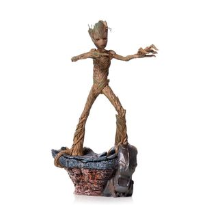 [Avengers: Endgame: Art Scale Statue: Groot (Product Image)]