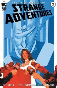 [Strange Adventures #9 (Cover A Mitch Gerads) (Product Image)]