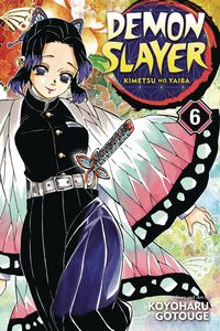 [Demon Slayer Kimetsu No Yaiba: Volume 6 (Product Image)]