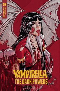 [Vampirella: Dark Powers #2 (Federici Zombie Variant) (Product Image)]