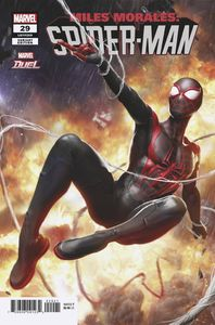 [Miles Morales: Spider-Man #29 (Netease Marvel Games Variant) (Product Image)]