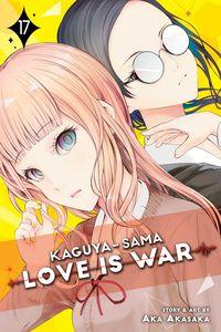 [Kaguya-Sama: Love Is War: Volume 17 (Product Image)]