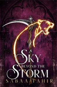 [Ember Quartet: Book 4: A Sky Beyond The Storm (Product Image)]