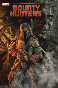 [Star Wars: Bounty Hunters #5 (Product Image)]