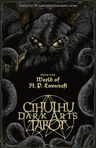 [Cthulhu Dark Arts Tarot (Product Image)]