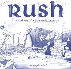 [Rush: The Making Of A Farewell To Kings (Product Image)]