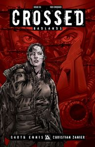 [Crossed: Badlands #55 (Red Crossed Variant) (Product Image)]