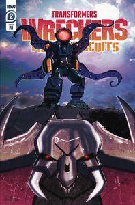 [Transformers: Wreckers Tread & Circuits #2 (Cover C Livio Ramondelli Variant) (Product Image)]