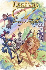 [Legends Of Oz: Dorothys Return (Product Image)]