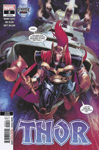 [Thor #2 (2nd Printing Klein Variant) (Product Image)]