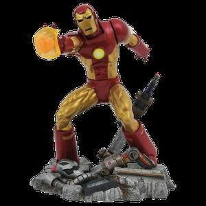 [Marvel: Gallery PVC Staue: Iron Man (Comics) (Product Image)]
