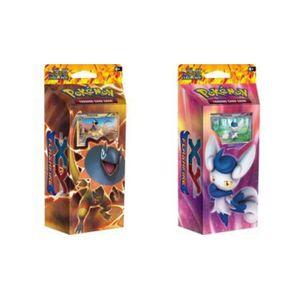 [Pokemon: XY2: Theme Deck: Flashfire (Product Image)]