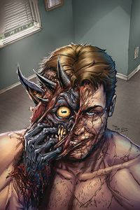 [Grimm Fairy Tales: Tales Of Terror: Volume 4 #11 (Cover B Leister) (Product Image)]