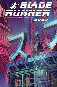 [Blade Runner: 2029 #1 (Cover D Valletta) (Product Image)]