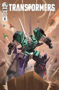 [Transformers #35 (Cover C Gauntt) (Product Image)]