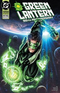 [Green Lantern: 80th Anniversary 100 Page Super Spectacular #1 (1990s Variant Edition) (Product Image)]