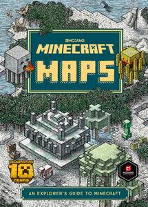 [Minecraft Maps: An Explorer's Guide To Minecraft (Hardcover) (Product Image)]