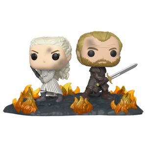 [Game Of Thrones: Pop! Vinyl Movie Moments: Daenerys & Jorah (Product Image)]