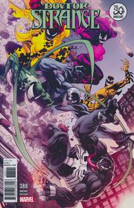 [Doctor Strange #388 (Venom 30th Variant) (Legacy) (Product Image)]