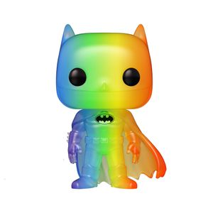 [Batman: Pop! Vinyl Figure: Pride 2020 Rainbow (Product Image)]