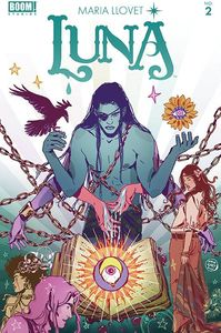 [Luna #2 (Cover A Llovet) (Product Image)]
