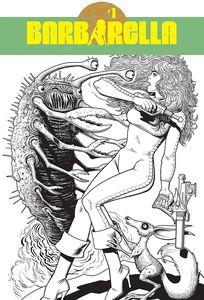 [Barbarella #1 (Cover K Bolland Line Art Variant) (Product Image)]